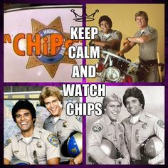 Keep Calm and Watch Chips