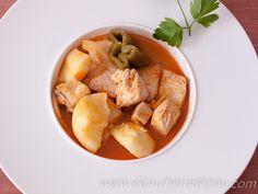 Marmitako de Atún - La receta