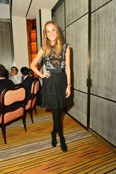 Fashionistas brasileiros que estão na semana de moda de NY se encontram em jantar da Vogue no hotel The Mark | Chic - Gloria Kalil: Moda, Be...