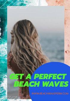 Natural Beach Waves, Beachy Waves, Beach Curls, Beach Hair, Beach Wave Perm, Different Braids, Hair Due, Long Curls, Permed Hairstyles