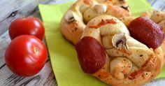 Julias zuckersüße Kuchenwelt: Pizzabrezel