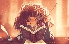 29 Artists Draw Hermione Granger in their own style Fanart Harry Potter, Harry Potter World, Blaise Harry Potter, Magie Harry Potter, Arte Do Harry Potter, Harry Potter Artwork, Harry Potter Cosplay, Harry Potter Love, Harry Potter Universal