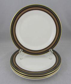 4 Royal Doulton Cadenza Pattern Bread Butter Plates English Fine China Plate   eBay