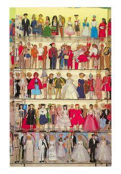 Dario Medaer, Interieurarchitect Genk, Limburg België: Barbie Collection