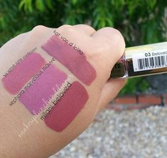Spotted: NEW Milani Limited Edition Amore Matte Lip Crème Collection (With Swatches)