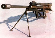 RT-20 Antimateriel Sniper Rifle (Croatia)