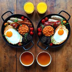 Easy and Healthy Breakfast Menu Idea - Assyifa Website Healthy Breakfast Menu, Breakfast Desayunos, English Breakfast Tea, Breakfast Recipes, Breakfast Platter, English Breakfast Traditional, European Breakfast, American Breakfast, Gourmet Breakfast