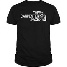 Awesome Tee The Carpenter Face Shirts; Tees