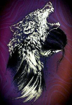 Future Wallpaper, Wolf Wallpaper, Tumblr Drawings, Werewolf Art, Wolf Spirit Animal, Wolf Tattoo Design, Wolf Love, She Wolf, Wolf Tattoos