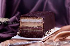 Торт Marjolaine