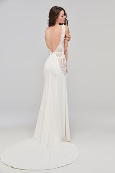 """Willowby by Watters Fall 2017 """"Metamorphosis"""" bridal collection Lief (Unlined)"""