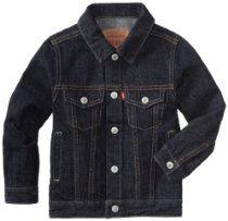 Levi's Boys 2-7 Denim Trucker Jacket
