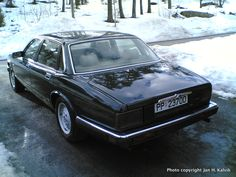 Jaguar XJ 40. 3,2 Sport Gold. This was my first Jag. And a d@mn good car.