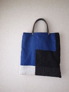 Tote design idea. Look and Make