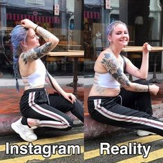 These perfect Expectations Vs Reality memes perfectly sum up how it feels when things don't go like you think. There is a clear cut difference between our expectations in life and reality. Instagram Vs Real Life, Instagram Photoshop, Perfect Selfie, Perfect Photo, Fake Life, Expectation Vs Reality, Real Bodies, Hard Truth, Self Esteem