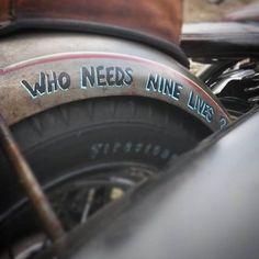 By @luckycatgarage  #asphaltandgravel #caferacer #motorcycle #cafe  #caferacerxxx #caferacersofinstagram #caferacerculture #caferacers #caferacerporn #caferacerclub #moto  #triumph #kawasaki #ducati #bmw #hondalove #motocross #motorbike #dirtbike #iron #wheels #speed #wheelie  #style #street #man #offroad #ride  #racer