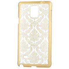 Llévalo por solo $4,600.De lujo del patrón de cosecha de flores de teléfono protectora transparente del caso de la contraportada para Samsung S5.