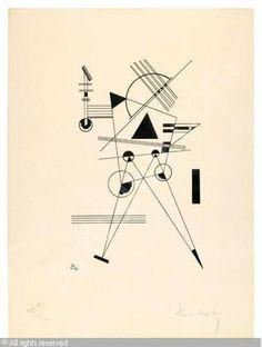 4 December 1866 - Wassily Kandinsky, Russisch-Frans expressionistisch schilder (overleden 1944).