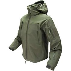 TOPSELLER! Condor Summit Soft Shell Tactical Jacket $84.00