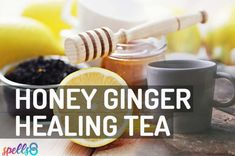 🙏 Easy Healing Light Spell with a simple prayer and a guided meditation. Drink honey ginger tea with lemon and chant the powerful healing spell with a potion Healing Spells, Magic Spells, Wiccan Magic, Easy Spells, Wiccan Chants, Potions Recipes, Healing Light, Money Spells, Magic Recipe