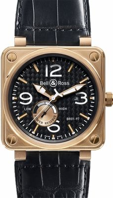 Bell Ross Aviation BR0197-PINKGOLD Pink And Gold, Rose Gold, Bell Ross, Automatic Watches For Men, Watch Brands, Gold Watch, Tic Tac, Men's Watches, Men's Jewelry