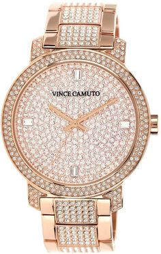 Vince Camuto Rose Gold Watch