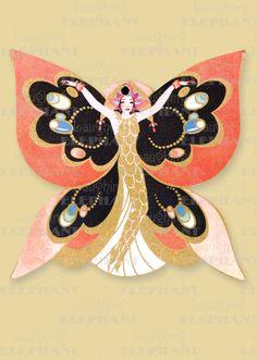 Butterfly Deco!
