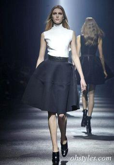 Lanvin's Fall – Winter Fashion 2012