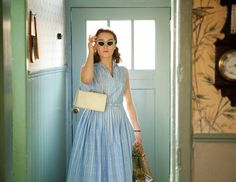 6 Gorgeous '50s Outfits to Look for When You Watch the Movie Brooklyn from InStyle.com