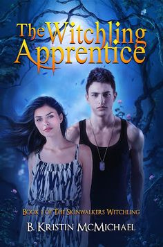 The Witchling Apprentice - Book Blitz and $40 Amazon Giveaway - ends 4-11