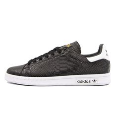 Adidas Originals Stan Smith Black/White AQ4631 Mens Womans shoes