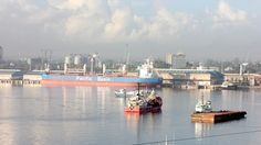 Dar es Salaam Harbour - My Destination