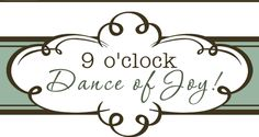 Blog:  9 O'clock Dance of Joy http://kenziehand.blogspot.com/