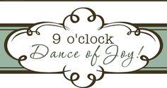Blog:  9 O'clock Dance of Joy http://kenziehand.blogspot.com/