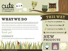 Cute Website Design Web stuff that we like. You can always visit us for more help by http://www.rankwell.com.au