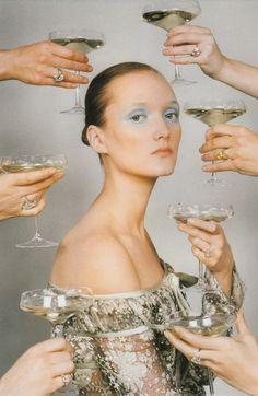 Tim Walker Vogue Italia 2002.