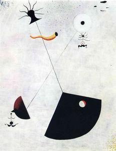 Maternity - (Joan Miro)