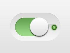 switch button design
