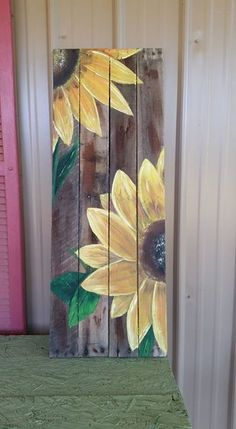 Diy Christmas Gifts Wood Pallet Art Ideas,Diy Christmas Gifts Wood Pallet Art Ideas How To Make Wood Art ? Wood art is typically the task of surrounding around and inside, provided th. Wood Pallet Art, Pallet Painting, Painting On Wood, Wood Art, Diy Pallet, Wood Wood, Painting Canvas, Pallet Gift Ideas, Diy Painting