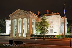 DAR headquarters, Washington, DC