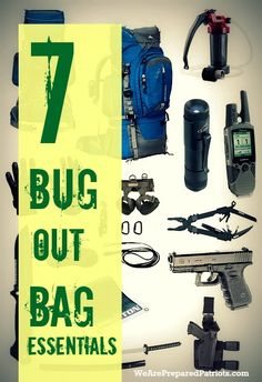 7 Bug-Out Bag Essentials