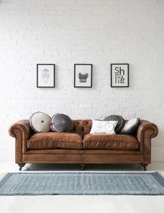 Divano chesterfield: un mito dell'interior design rivisitato da Vama Divani