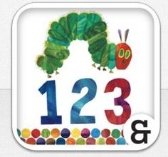 The 'Counting with the very hungry caterpillar' app for ipad is much more than counting! it's one of the few really great apps to teach your children to listen, and select the appropriate object from a wide range! A great auditory memory skill builder! It goes from simple 1 item selection, all the way through to 5 item selection, so great for all level listeners! If you have read the book, kids are will be familiar with all the items that appear in the app, drawn straight from the story!