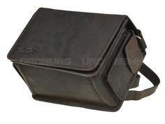 Leather Camera Bag Photo Case Kalahari KAAMA L-14