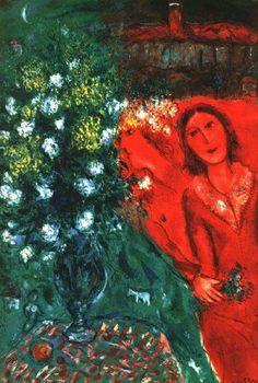 Artist's Reminiscence, Marc Chagall Size: cm Medium: oil on canvas Marc Chagall, Artist Chagall, Chagall Paintings, Henri Matisse, Pablo Picasso, Folklore Russe, Grafiti, Jewish Art, Art Moderne