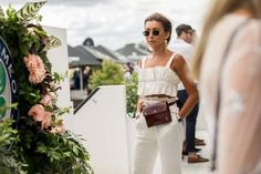Held on the Mornington Peninsula in Victoria on January 13, the Portsea Polo saw summer street style at its best. White was the favourite with attendees wearing dresses, jumpsuits and two-pieces in the shade. Abbey Lee Kershaw was a special guest on the day, proving her model style extends to the polo field, too. The main takeaways? Less is more — but a great bag or statement shoe doesn't go astray either.