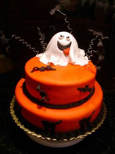 gâteau pour #halloween