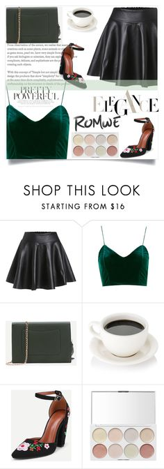 """""""Romwe1"""" by adelisa56 ❤ liked on Polyvore"""