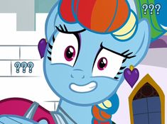 She's like wtf what you on about Moving Wallpapers, Solo Pics, Some Beautiful Pictures, My Little Pony Pictures, Mlp Pony, Question Mark, My Little Pony Friendship, Rainbow Dash, Equestria Girls
