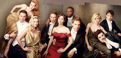 Amy Adams, Channing Tatum, Reese Witherspoon, Eddie Redmayne, Felicity Jones, David Oyelowo, Benedict Cumberbatch, Sienna Miller, Miles Teller, and Oscar Isaac
